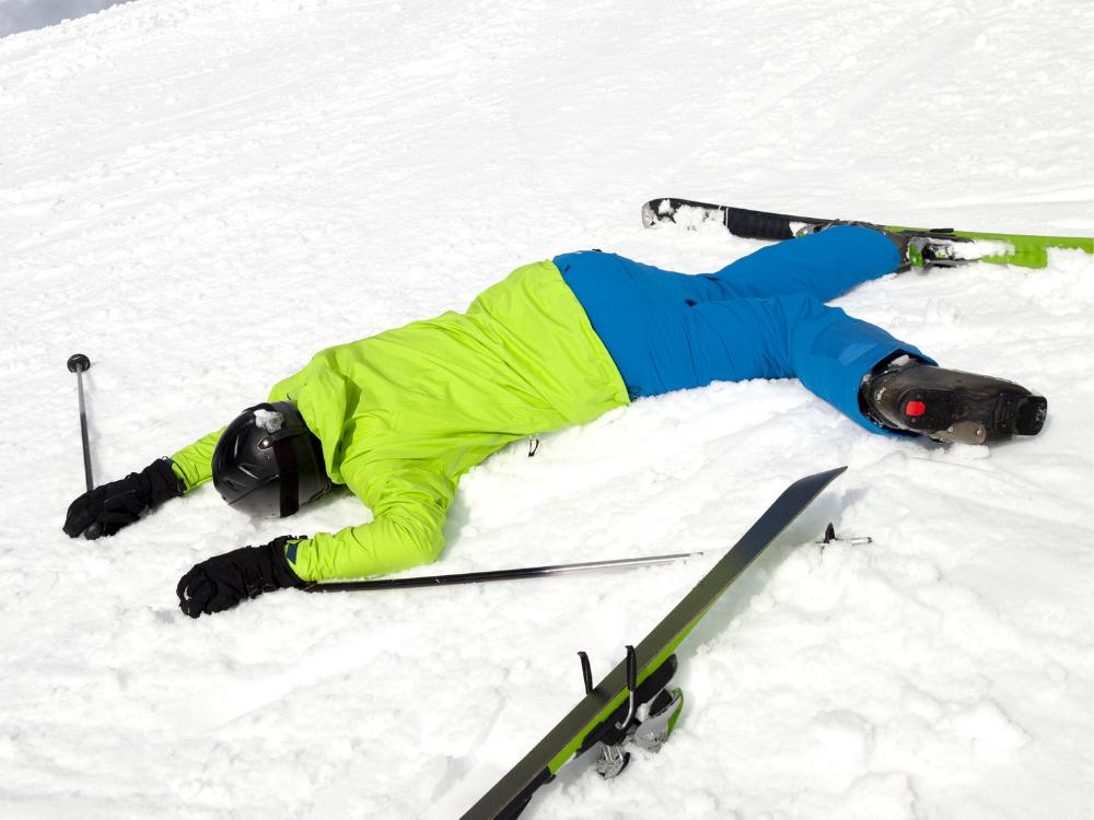 熱門話題|滑雪場上發生意外了,怎麼辦?