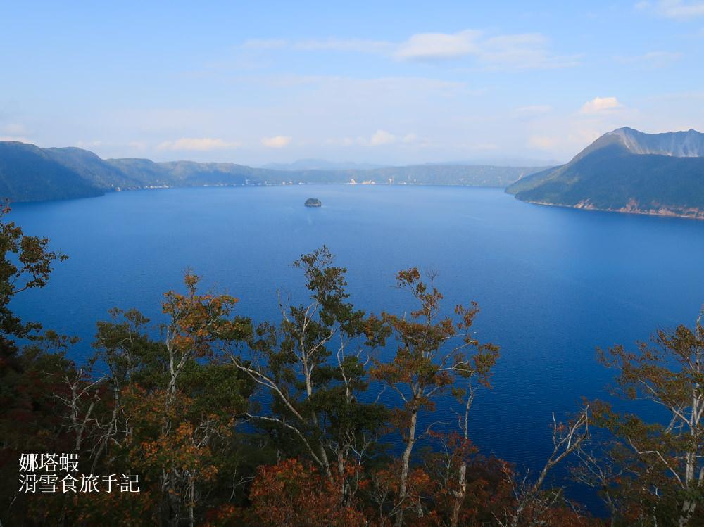 北海道道東旅行2:神秘夢幻摩周湖、雙湖台