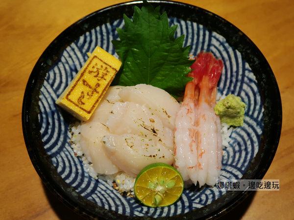 台北日本料理|游壽司中山店開幕,主打生魚片丼飯專賣