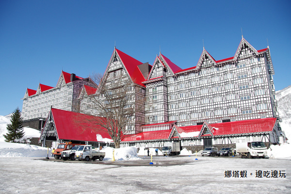 白馬滑雪住宿︱Hotel Green Plaza Hakuba綠色廣場飯店(白馬Cortina滑雪場)