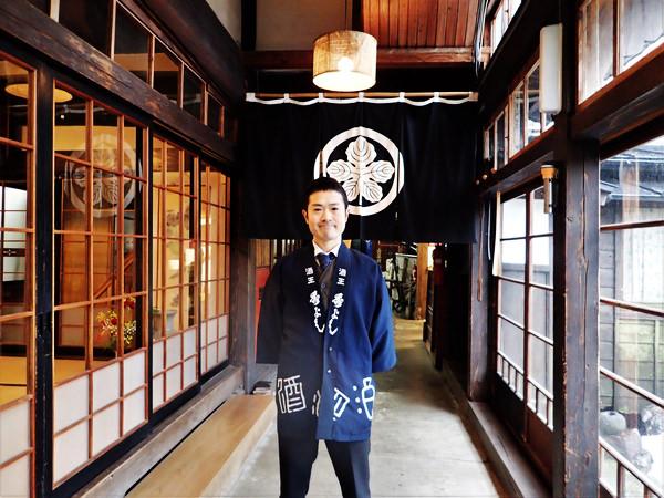 日本秋田酒食旅之2︱秀吉酒造(鈴木酒造):320年歷史的日本酒釀酒廠-美食旅遊部落客娜塔蝦