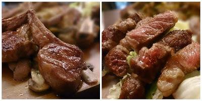 【東區美食】Botega del Vin 台北最好吃的義大利麵-牛排和羊小排