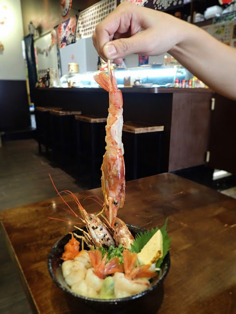 【台中壽司推薦】京岐壽司的豪華食材疊疊樂!海膽x蟹膏x鮭魚卵,爆血管也要吃!