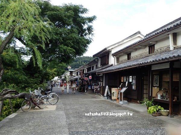 【日本岡山遊Day2】倉敷美觀散步地圖&美食甜點攻略