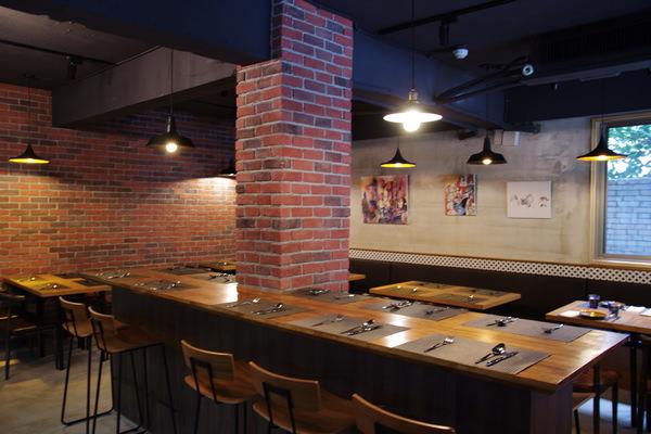 優雅率性的餐酒館:台北東區Grace Restaurant餐廳食記