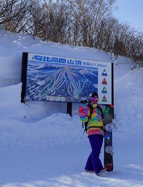 【日本自助滑雪】東北最大安比高原滑雪場,北緯40度的粉雪天堂