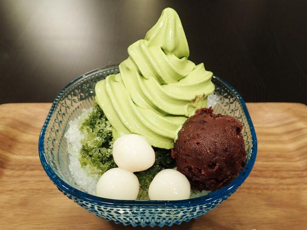 【永康街美食】Matcha One新時代抹茶甜點(日本抹茶蛋糕,抹茶霜淇淋,抹茶千層,抹茶鬆餅,宇治金時冰)