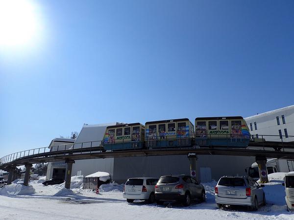 北海道最大的滑雪渡假村:留壽都渡假村飯店住宿介紹