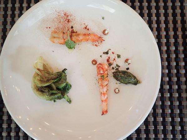 【從產地到餐桌上的法式料理】Hero Restaurant:餐桌上和諧的田園交響曲