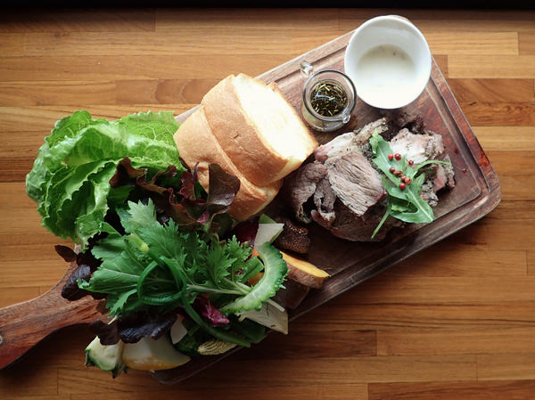 【台北早午餐推薦】光合箱子:蔬食、肉食愛好者都能大快朵頤的光合早午餐