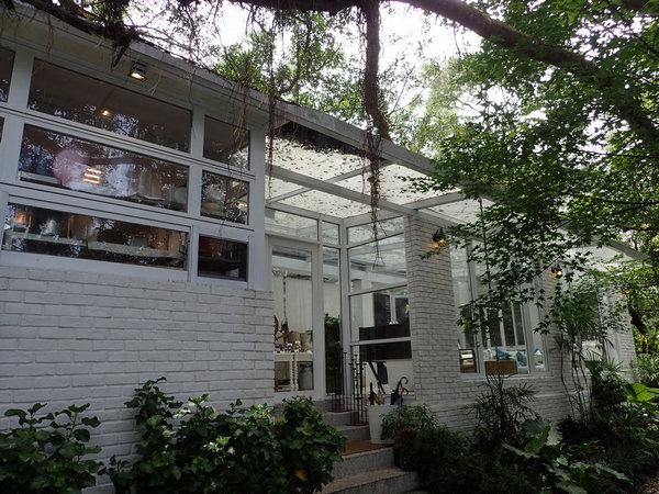 好樣秘境VVG Hideaway,陽明山的夢幻玻璃屋餐廳