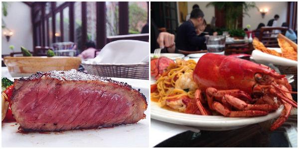 大口吃肉才痛快!盤點台北5大頂級牛排餐廳(A Cut牛排館,美福牛排,Just Gtill,西華飯店Toscana,莫爾頓牛排館)