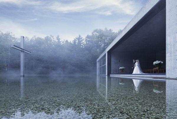【Tomamu星野度假村】「Yes, I do」水之教堂․雪國的神聖婚禮