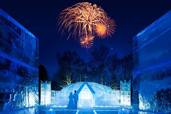 【Tomamu星野度假村】愛絲冰城Ice Village․雪地中的奇幻世界