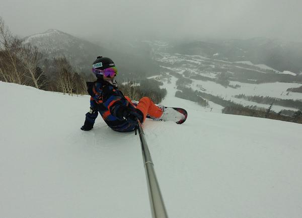 冬山解放!到Tomamu滑粉雪衝樹林!
