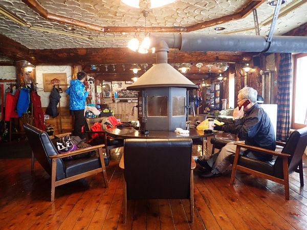 藏王雪場隱藏版美食 三五郎小屋的巨無霸牛排