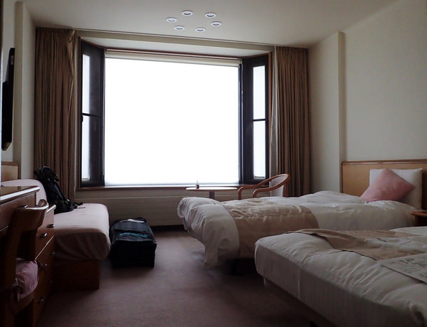 【萬座溫泉住宿推薦】萬座王子飯店,離星星最近的秘境溫泉