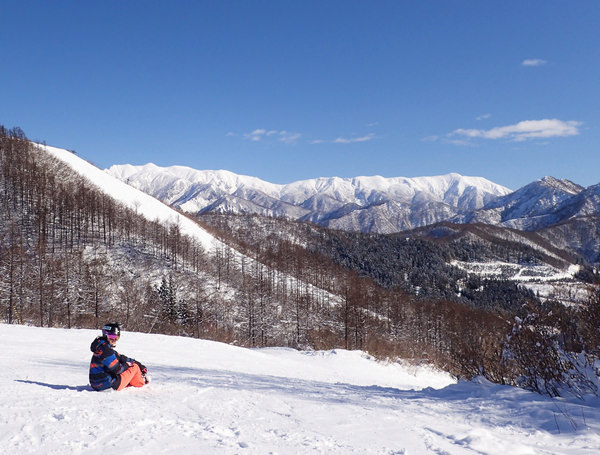 【日本滑雪.新潟】 到舞子高原滑雪場衝Park!