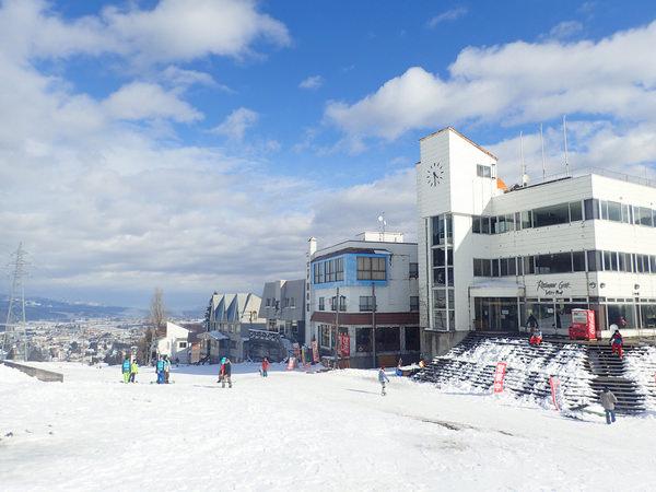 【日本滑雪雪場篇】新潟.石打丸山之迷霧驚魂記