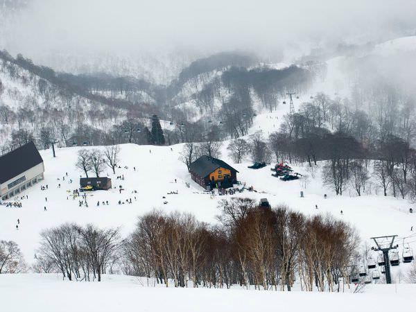 日本苗場滑雪記行之3:Dragondola龍纜車、田代雪場與和田小屋的咖哩飯