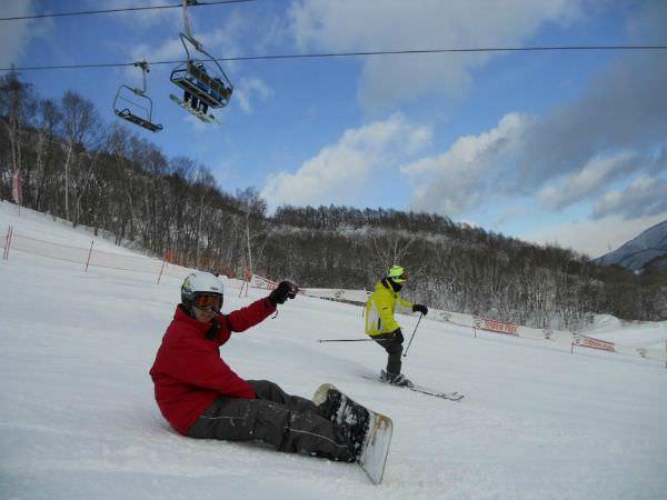 日本苗場滑雪記行之1:苗場滑雪場介紹篇