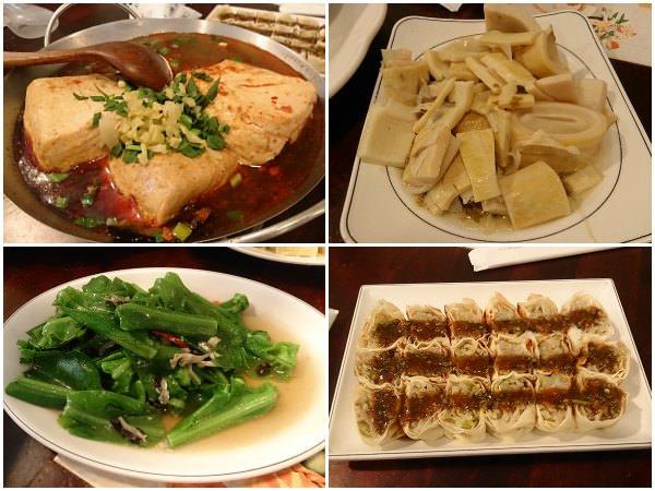 【宜蘭美食】五結番割田甕缸雞,麻辣臭豆腐、招牌銀芽捲