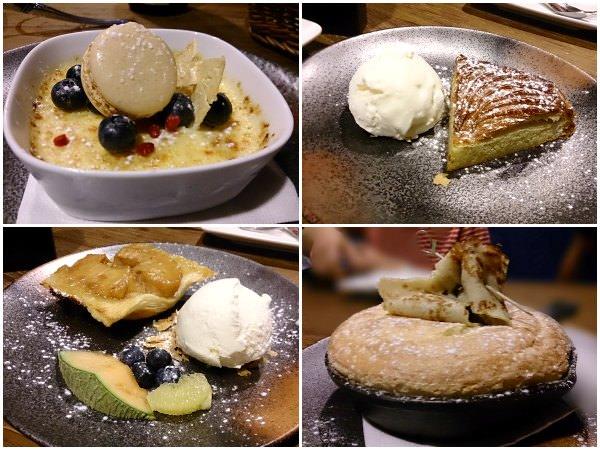 【信義區美食】法式料理塞子小酒館-甜點烤布丁