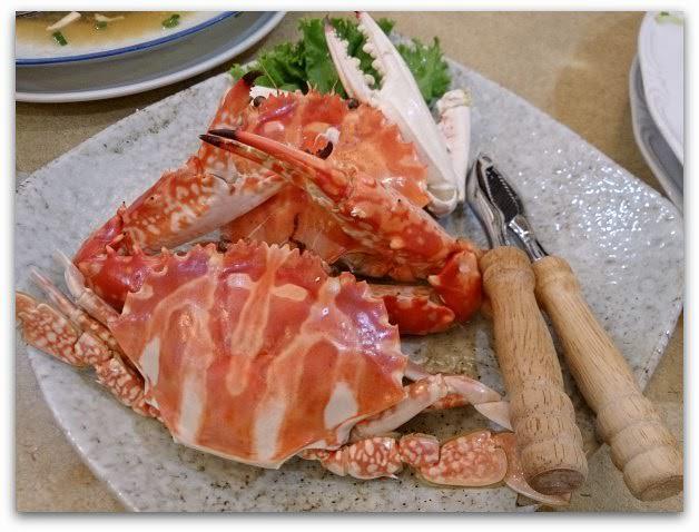 萬里-漁家鄉海鮮餐廳-花蟹