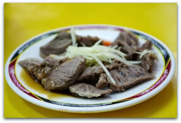 永樂米苔目-好吃的嘴邊肉