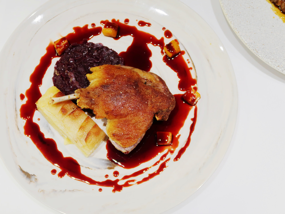 富錦街美食 50/50 Cuisine Française,回歸法式料理的初心