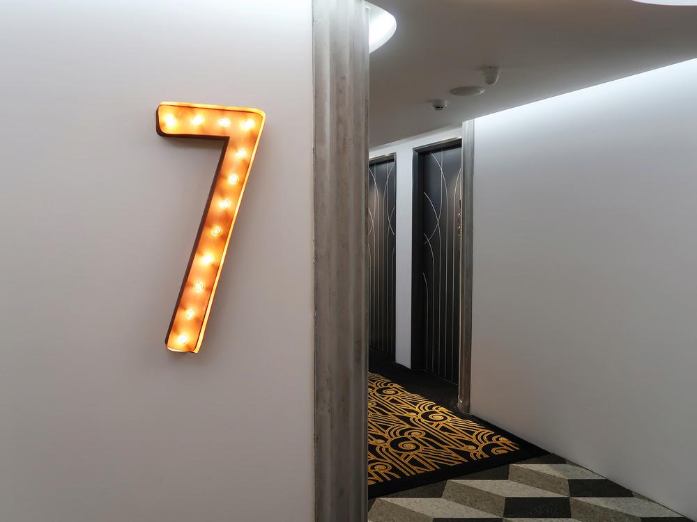 台中住宿|台中1969藍天飯店,入住前該知道的6個秘密