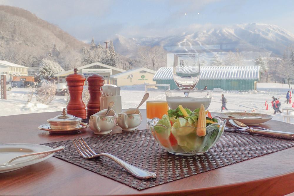 [日本東北]雫石王子飯店絕佳法式餐廳「Kobushi」