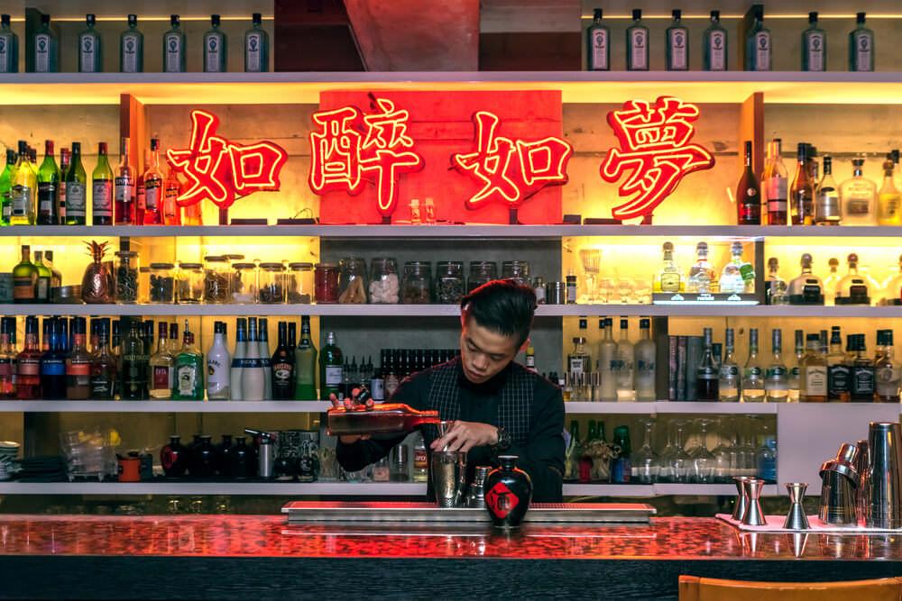 西門町酒吧|HANKO 60 在戲院裡喝杯創意調酒