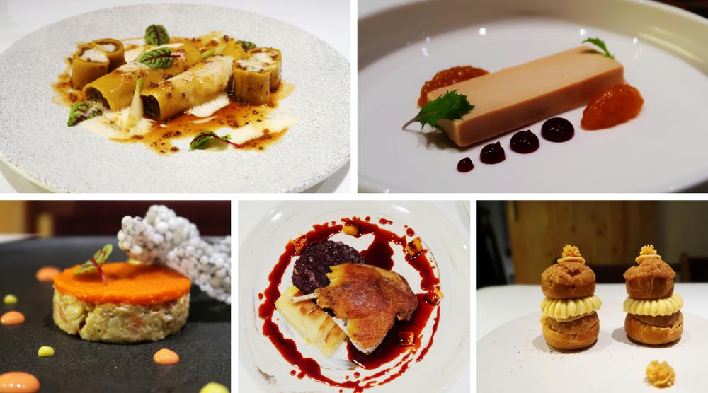 富錦街美食|50/50 Cuisine Française,回歸法式料理的初心