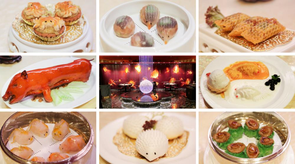 [澳門美食]新葡京8餐廳,澳門唯一米其林三星中餐廳