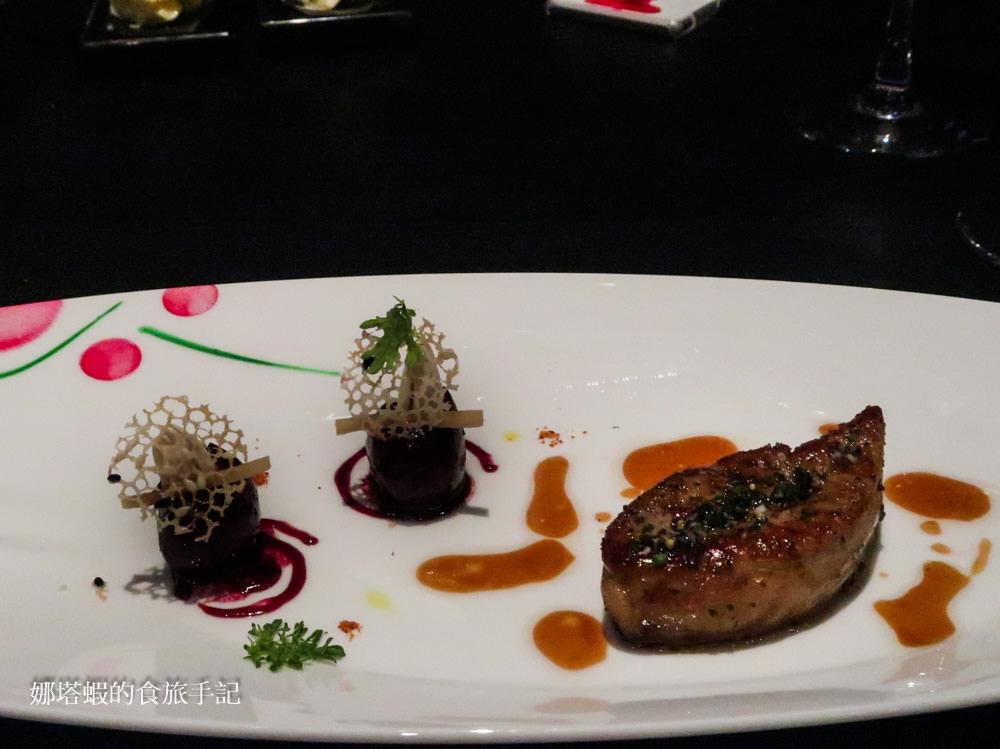 澳門美食|米其林三星.天巢法國餐廳