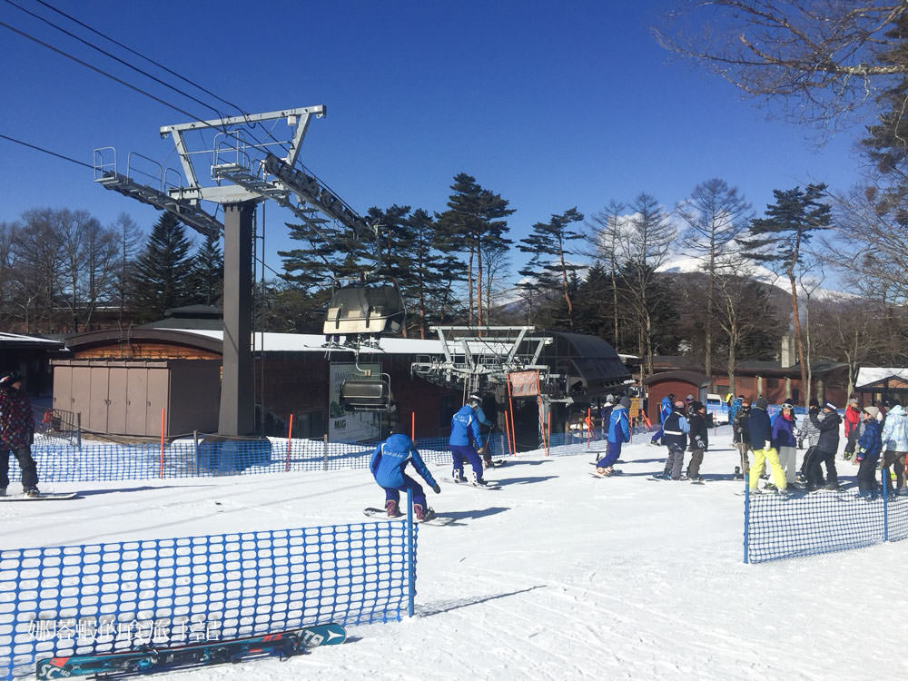輕井澤滑雪場超詳細攻略,初學者和親子滑雪最佳選擇!