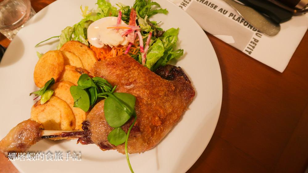巴黎美食︱瑪黑區道地小酒館·Les Philosophes哲學家咖啡館