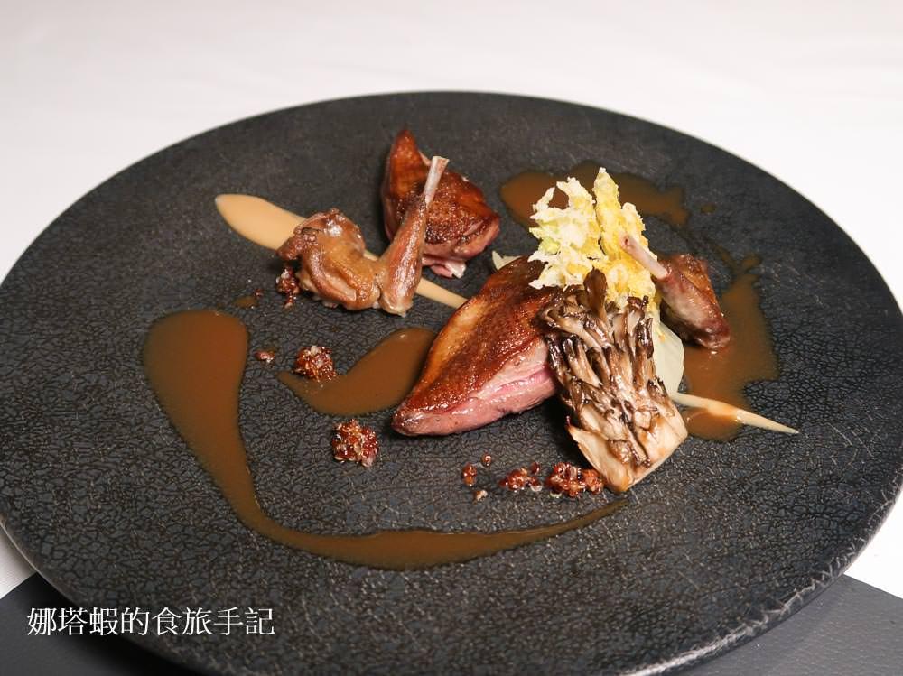 米其林指南推薦餐廳︱二訪50/50 Cuisine Française法式料理