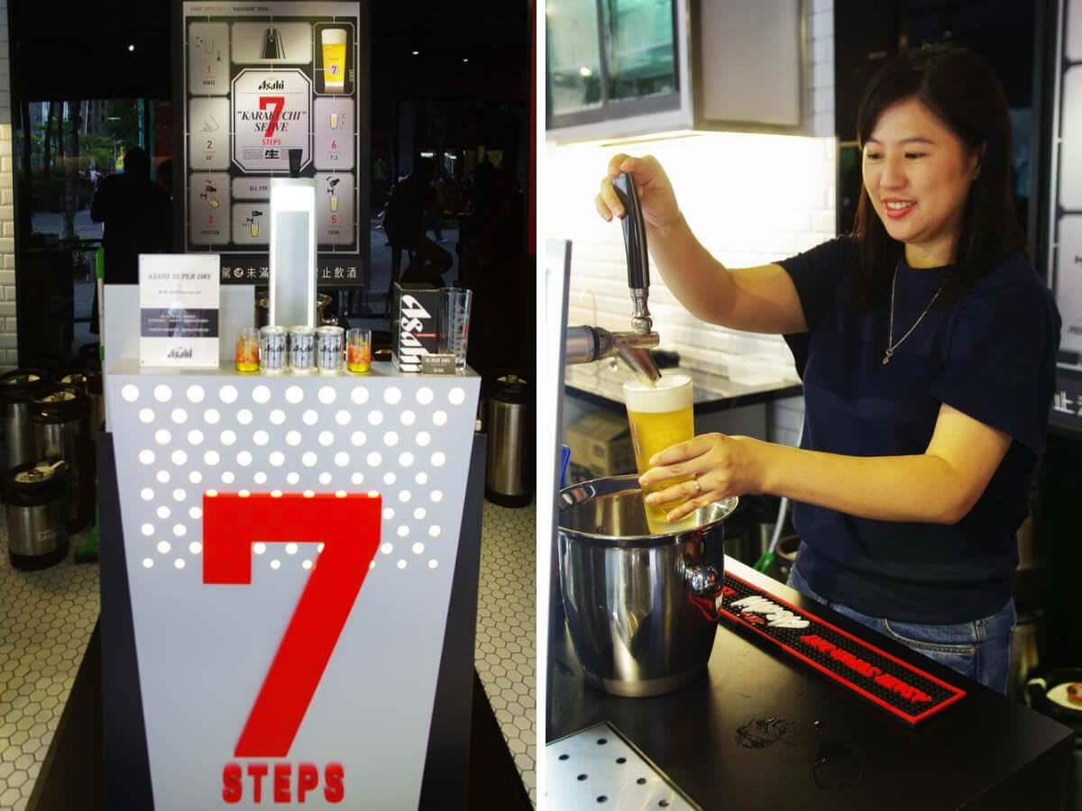 Asahi X 貓下去快閃酒吧,非去不可的5大理由