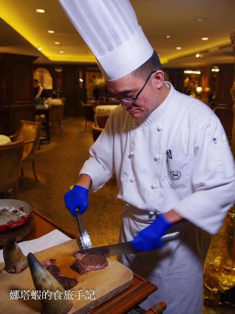 台北頂級牛排餐廳 喜來登安東廳
