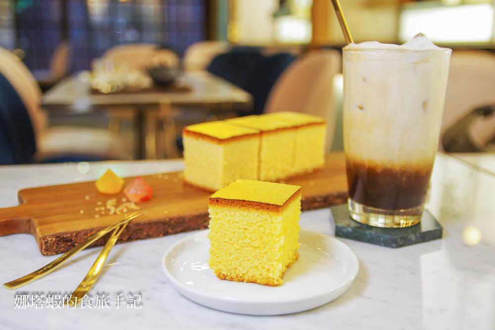 金錦町︱金箔蜂蜜蛋糕、伴手禮、下午茶