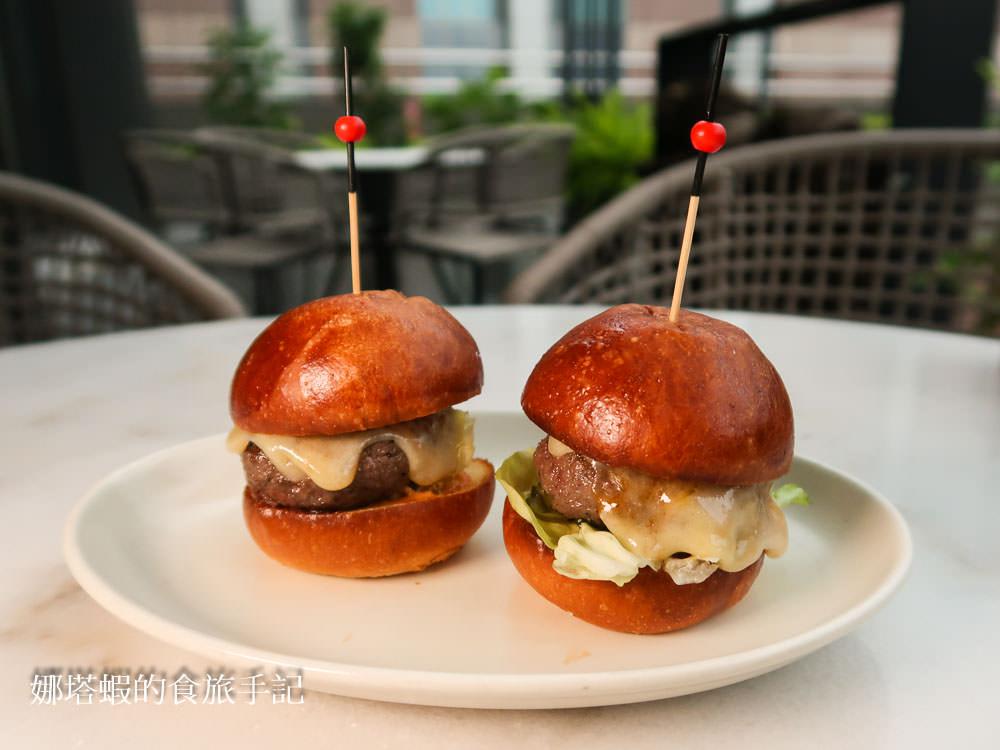 超開心的Happy Hour!WildWood原木燒烤餐廳點調酒免費招待漢堡