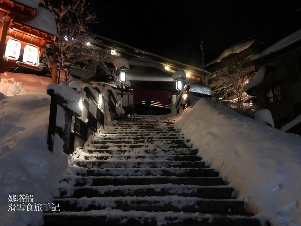 日本東北藏王溫泉|夜訪醋川溫泉神社、公湯巡禮