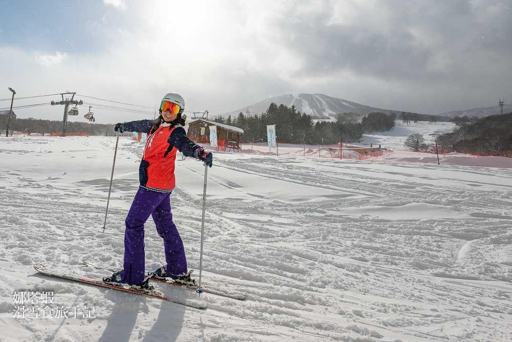 安比滑雪學校上課囉!中文教學、雙板滑雪初體驗心得