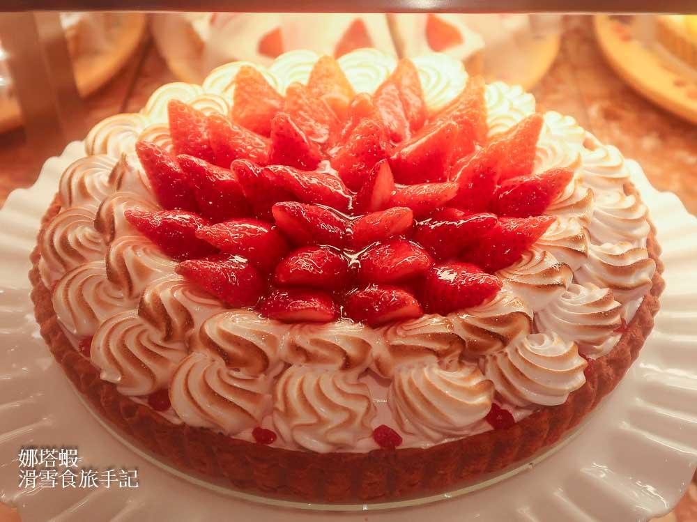 仙台甜點店| Qu'il fait bon 甜蜜水果派、草莓控的天堂來惹