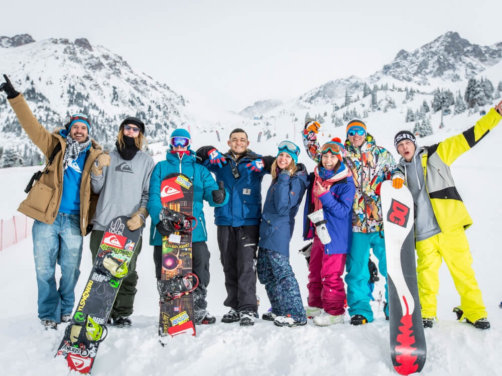 滑雪閒聊|2原因為什麼你不該親自教女/男朋友滑雪