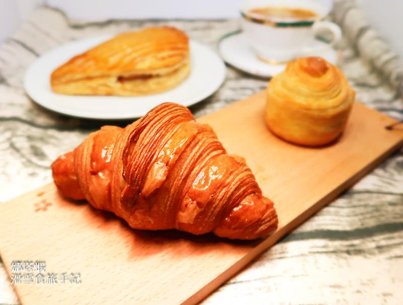 吉可頌MyCroissant by Guillaume,台北最好吃的可頌出爐啦!