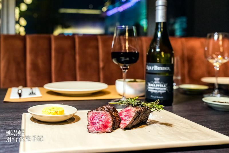 米其林推薦-WILDWOOD原木燒烤牛排餐廳