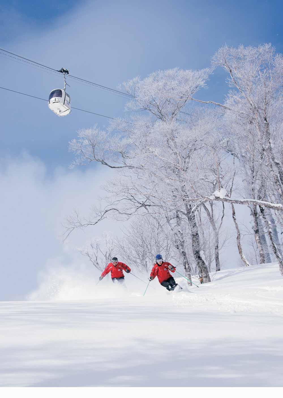 雫石滑雪自由行GO! 優質粉雪天堂,日本東北最浪漫的星空
